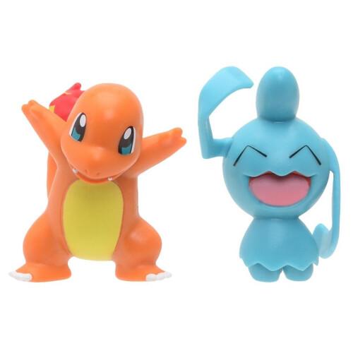 Pokemon Battle Figure Pack - Wynaut Charmander
