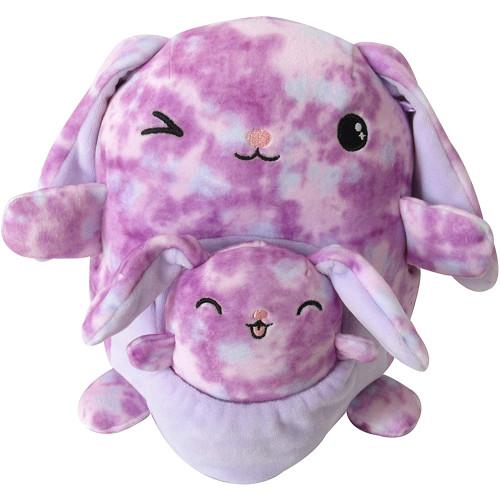 Squishmallows Mum & Baby - Olivia the Bunny