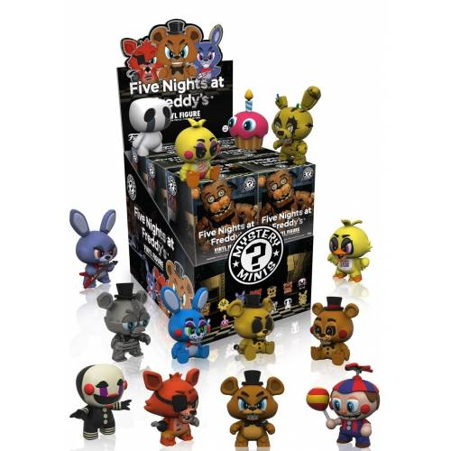 Funko Mystery Minis Blind Box Five Nights at Freddy's