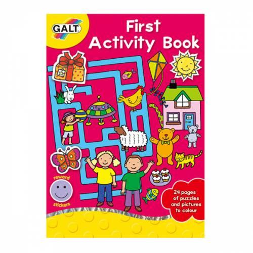 Galt First Activity Book