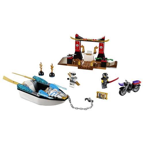 Lego 70755 Ninjago Zane's Ninja Boat Pursuit