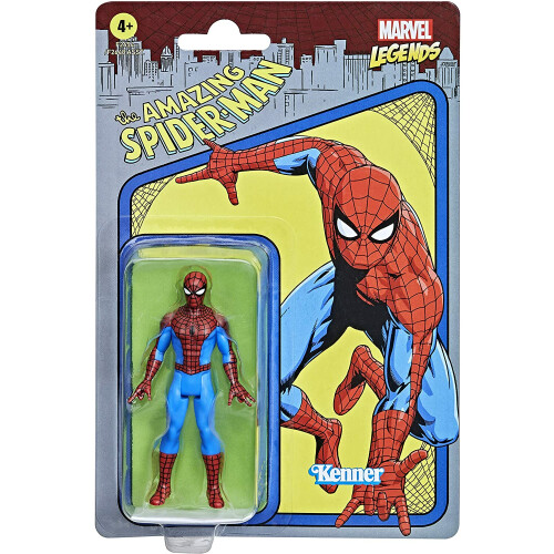 Marvel Legends - The Amazing Spider-Man