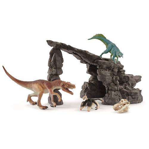 Schleich 41461 Dino Set with Cave