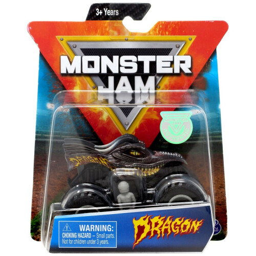 Monster Jam - Dragon (Over Cast)