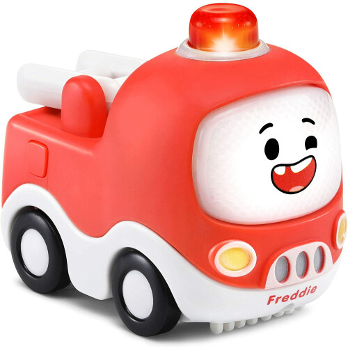 Vtech Toot-Toot Cory Carson - Smartpoint Freddie