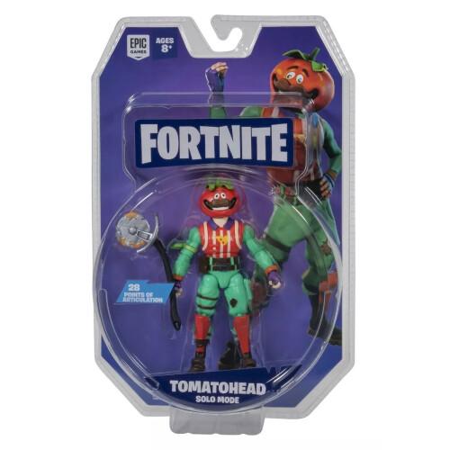 Fortnite Solo Mode 4 inch Figures - Tomatohead