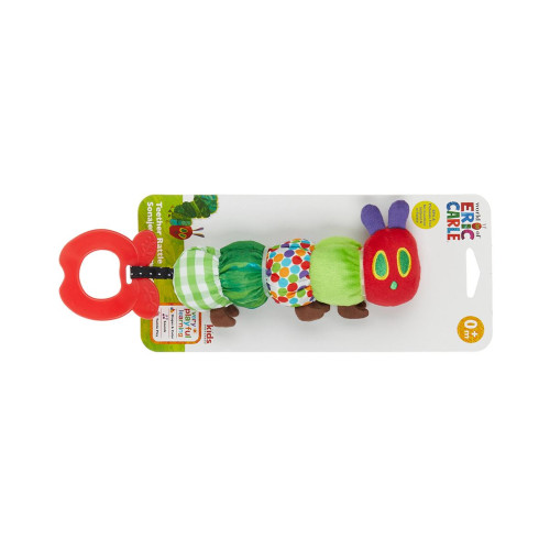 Very Hungry Caterpillar Teether Rattle