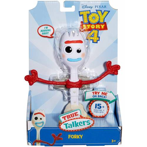 Toy Story 4 True Talkers Forky