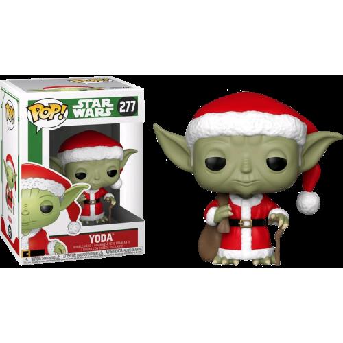 Funko Pop Vinyl - Star Wars - Holiday Yoda 277