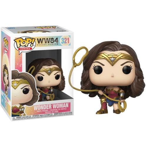 Funko Pop Vinyl - Wonder Woman 1984 - Wonder Woman 321