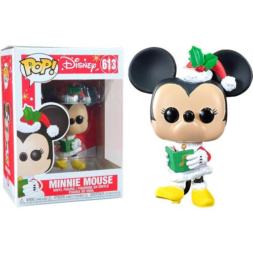 Funko Pop Vinyl - Disney - Holiday Minnie Mouse 613