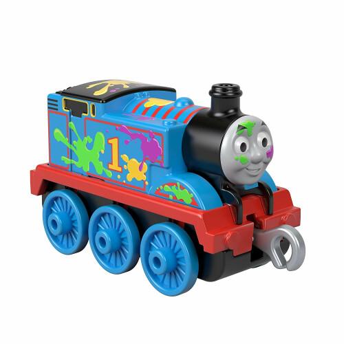 Thomas & Friends Trackmaster Push Along - Paint Splat Thomas