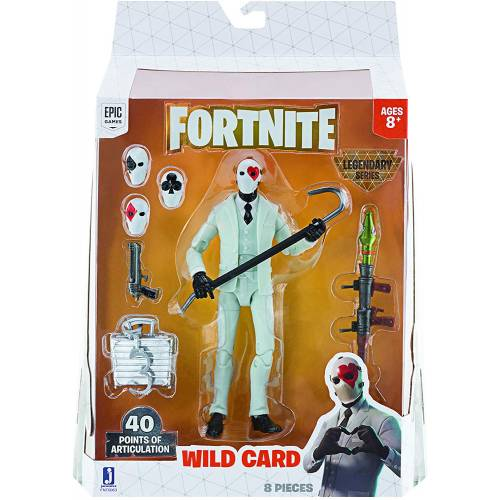 Fortnite Legendary Series 6 inch Figures - Wild Card