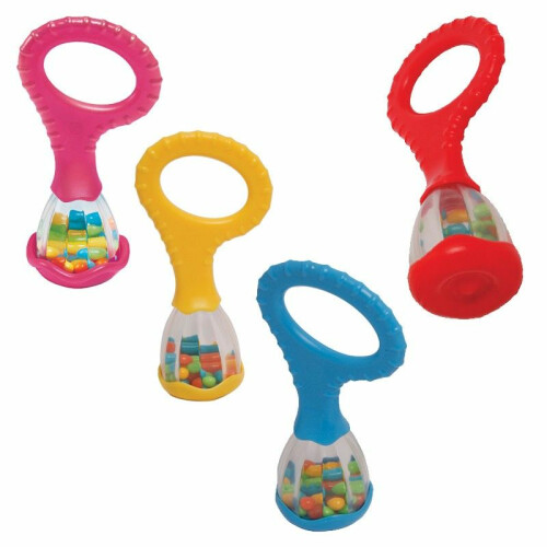 Halilit - Baby Rattle (Assorted Colours)