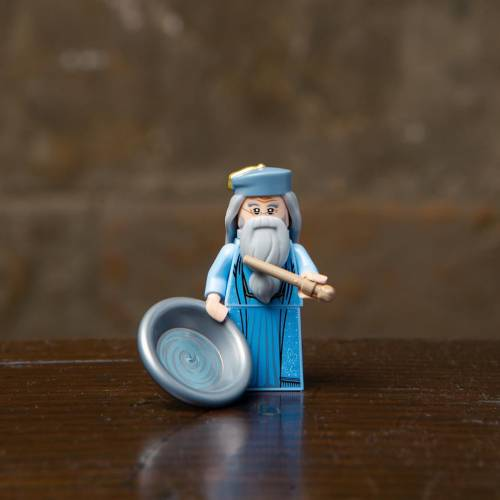 Lego Harry Potter Minifigure Albus Dumbledore