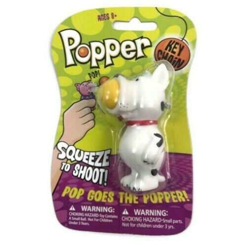 Popper Key Chain - Dog