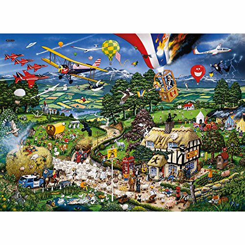 Gibsons I Love The Country 1000pc