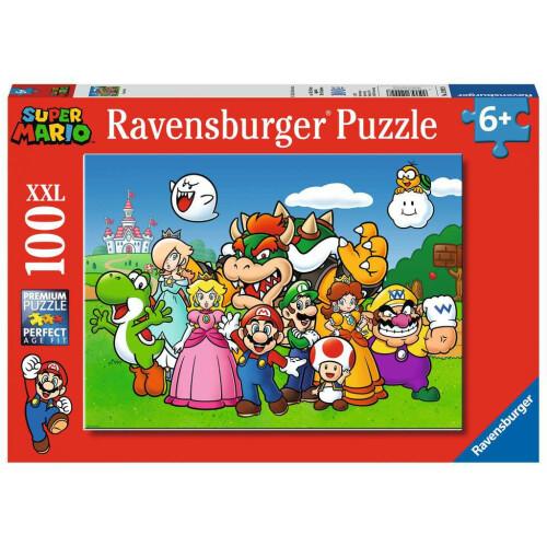 Ravensburger 100XXL Piece Puzzle Super Mario Fun