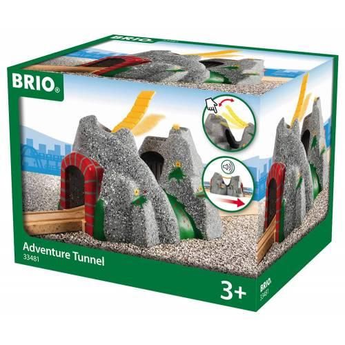 Brio 33481 Adventure Tunnel