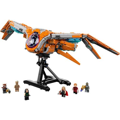Lego 76193 Infinity Saga The Guardians' Ship