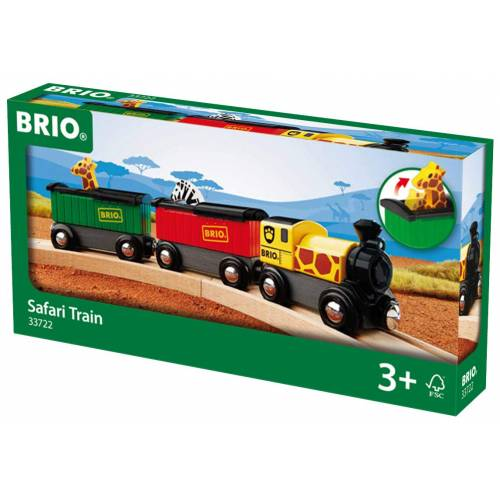 Brio 33722 Safari Train