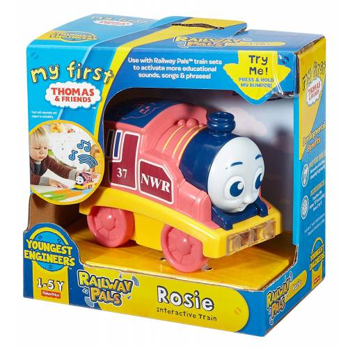 My First Thomas & Friends Railway Pals - Rosie