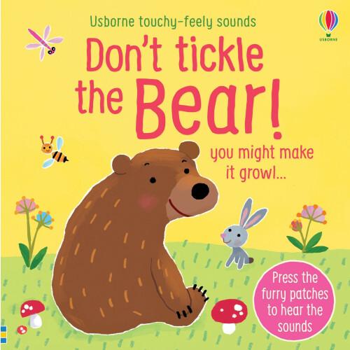 Usborne Books - Don't Tickle the Bear!