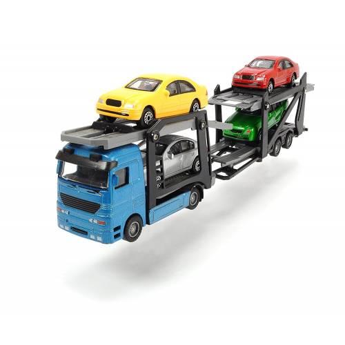 Car Trailer - Blue