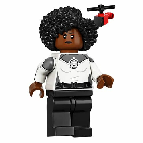 Lego 71031 Marvel Studios Minifigures - Monica Rambeau