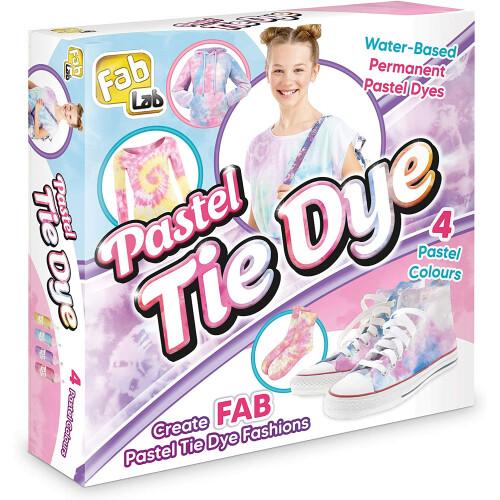 Fab Lab Tie Dye Pastel Kit