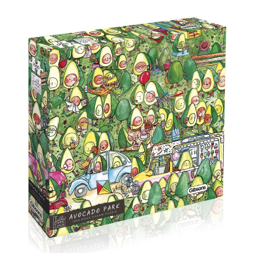 Gibsons Avocado Park 1000pc Puzzle