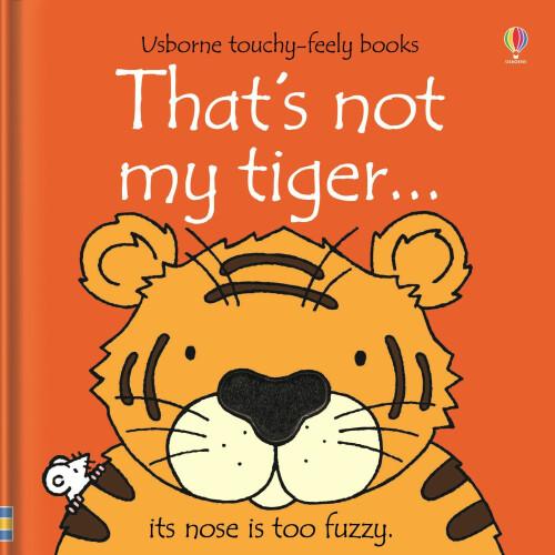 Usborne Books - That's Not My Tiger...