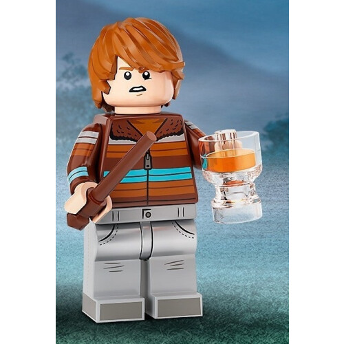 Lego 71028 Harry Potter Minifigure Series 2 - Ron Weasley