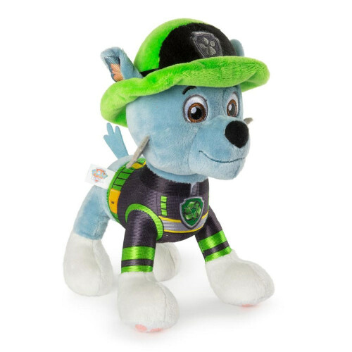 Paw Patrol Ultimate Rescue Plush - Rocky