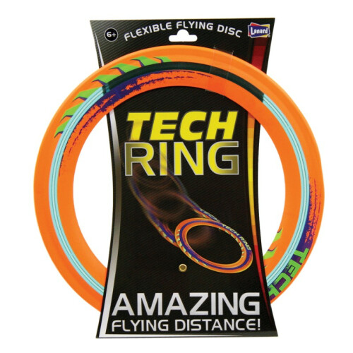 The Ultimate Tech Ring ( Orange )