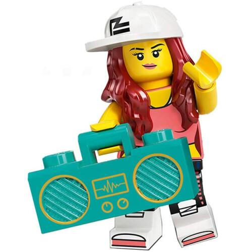 Lego 71024 Minifigure Series 20 Breakdancer