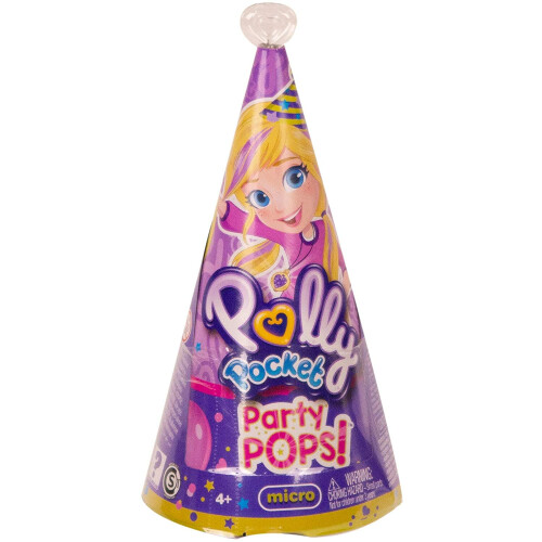 Polly Pocket Party Pops!