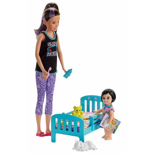 Barbie Skipper Babysitters INC Bedtime