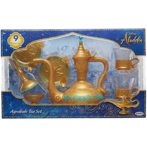 Disney Aladdin - Agrabah Tea Set