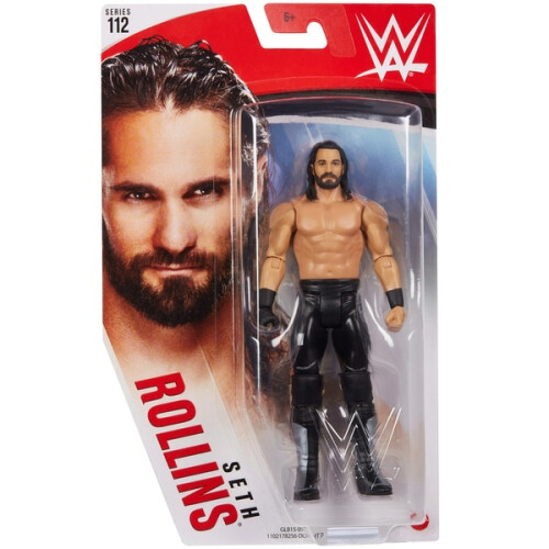 WWE Action Figure - Series #112 - Seth Rollins