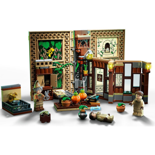 Lego 76384 Harry Potter Hogwarts Moment: Herbology Class