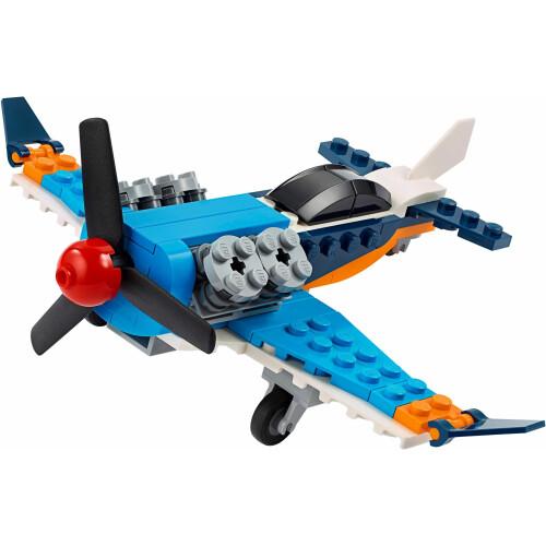 Lego 31099 Creator Propeller Plane