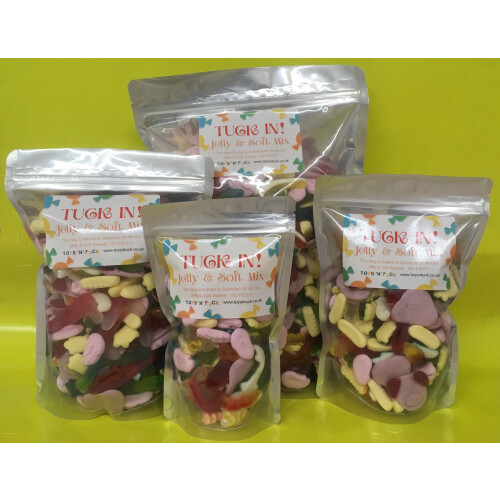 Jelly & Soft Mix - Various Sizes
