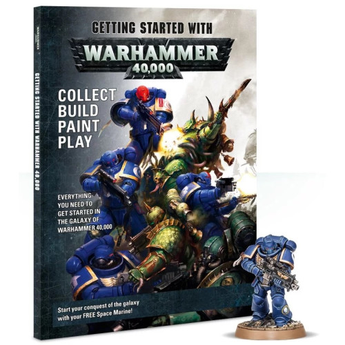Warhammer 40,000 - Getting Started with Warhammer 40,000