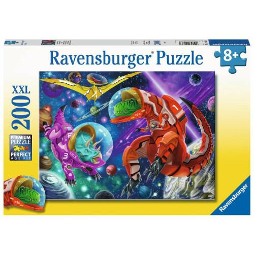 Ravensburger 200 XXL Piece Puzzle Space Dinosaurs