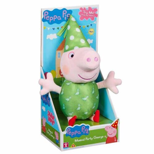 Peppa Pig Musical Party George