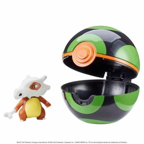 Pokemon Clip 'n' Go - Cubone & Dusk Ball