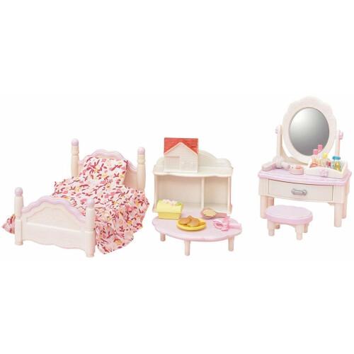 Sylvanian Families Bedroom & Vanity Set