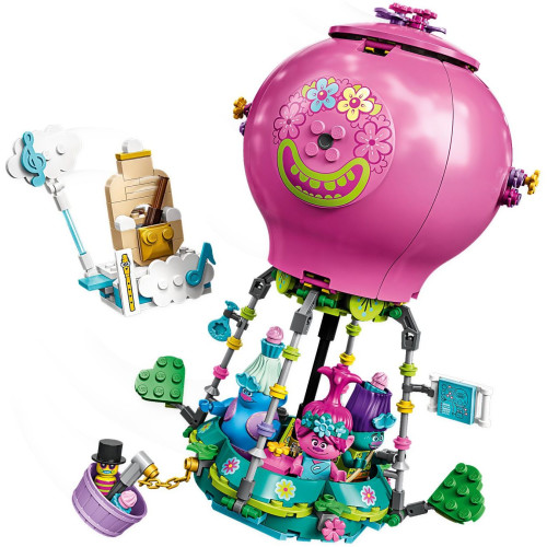 Lego 41252 Trolls World Tour Poppy's Hot Air Balloon Adventure