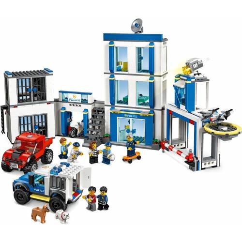 Lego 60246 City Police Station